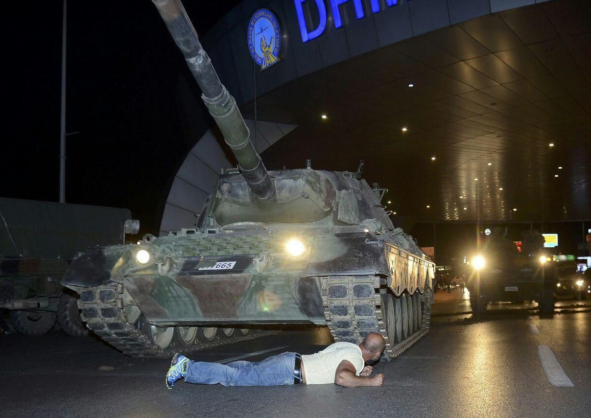 چرا کودتای ترکیه ناکام ماند؟