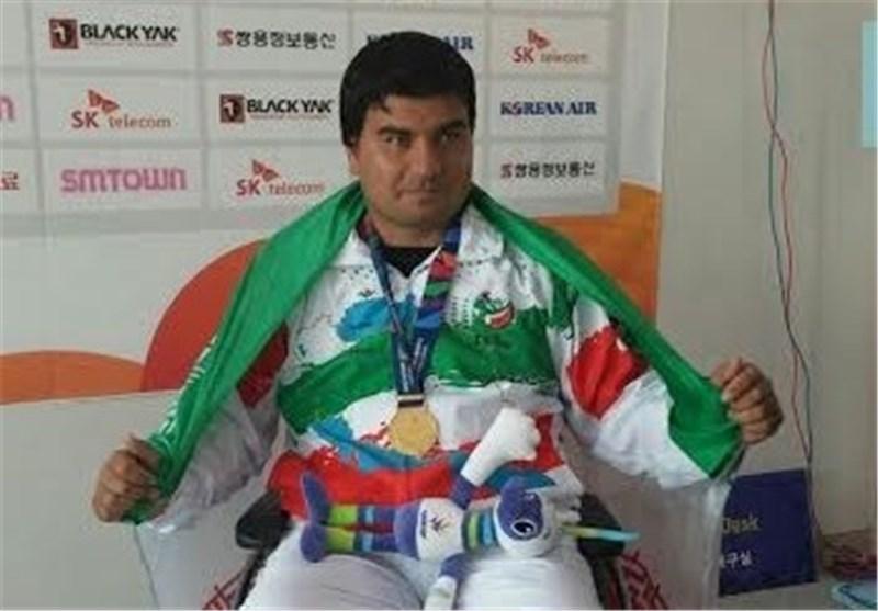 میخواهم با مدال پارالمپیک برگردم/در بالاترین شرایط آمادگی هستم