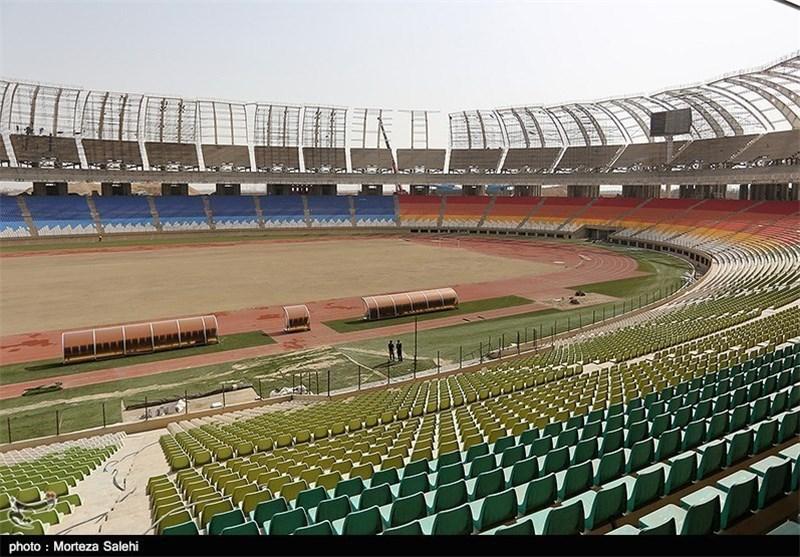 ورزشگاه نقش جهان تا پایان شهریورماه امسال به بهرهبرداری میرسد