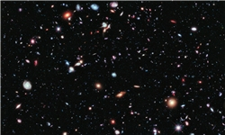 کهکشان شبح +عکس