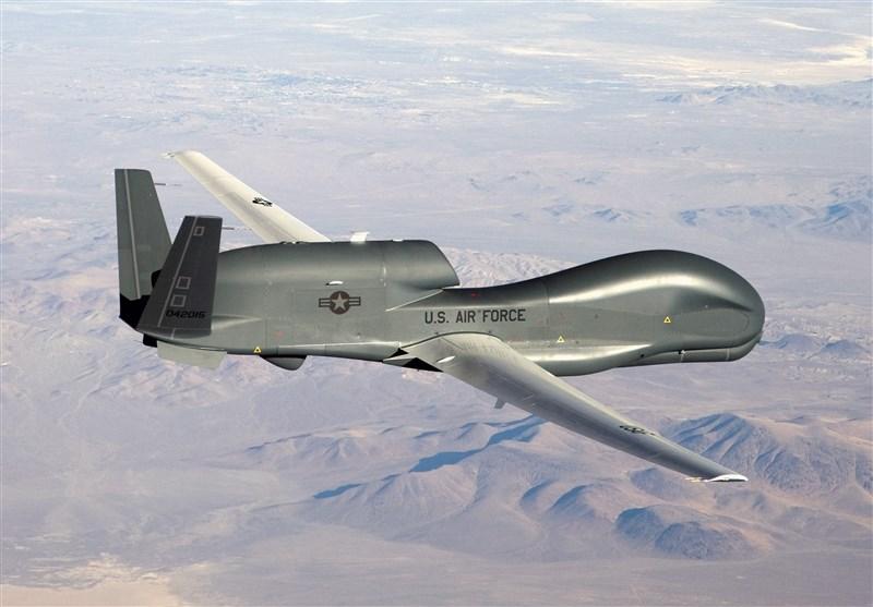 اخطار قرارگاه پدافند هوایی ارتش به یک پهپاد رادارگریز آمریکایی در شرق ایران