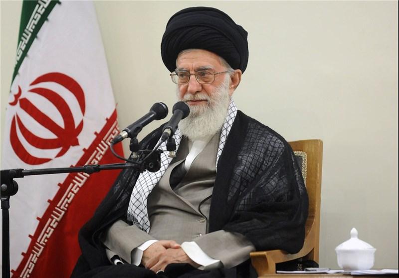 پیام تسلیت امام خامنهای به حاج منصور ارضی