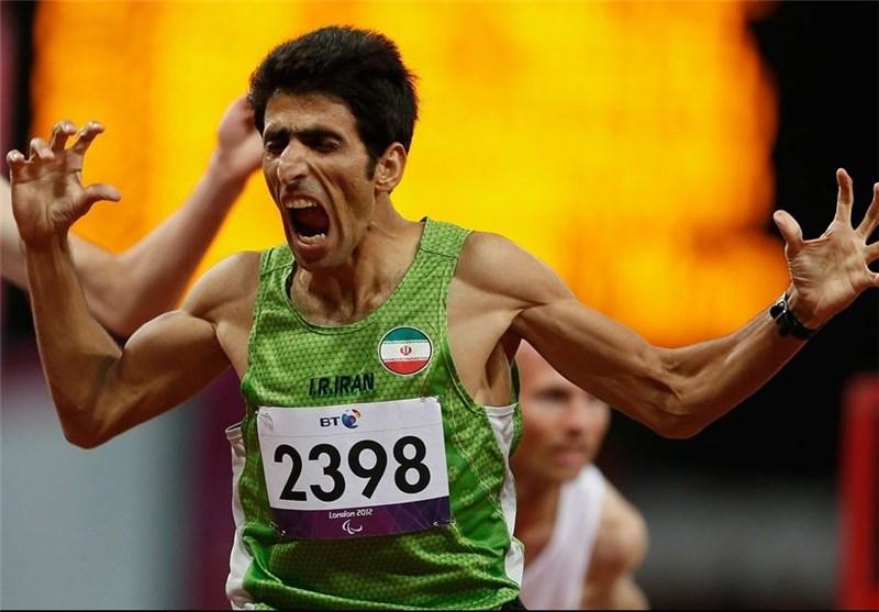 نصیری اولین مدال برنز کاروان ایران را کسب کرد