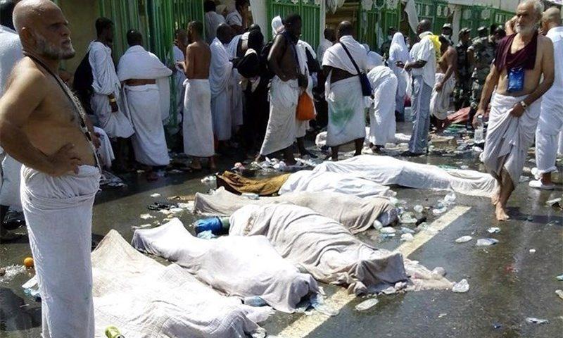 شکایت علیه سعودی درباره فاجعه منا تحویل اینترپل شد