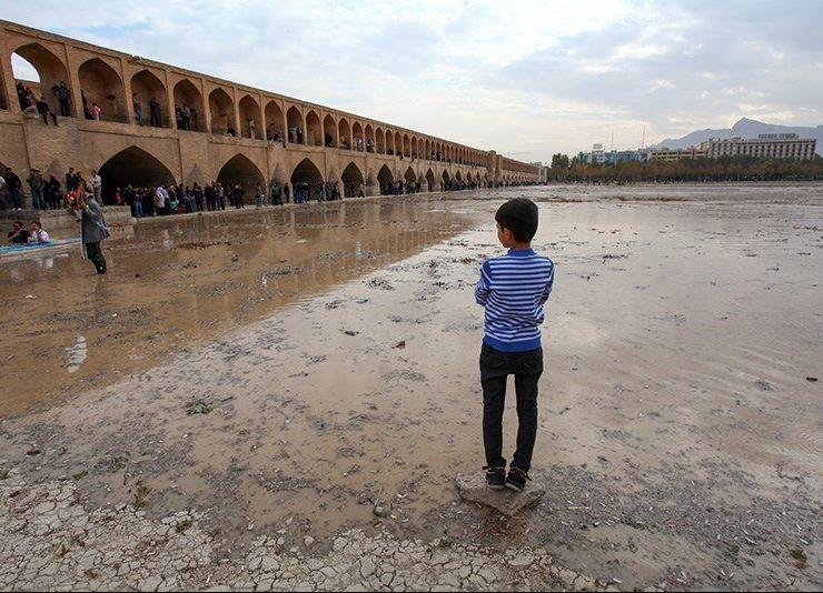بارش پاییزی در اصفهان تأخیر دارد/با النینوی ضعیفی مواجه هستیم