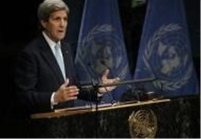 کری خطاب به روسیه: خودنمایی و نمایش در سوریه را متوقف کنید
