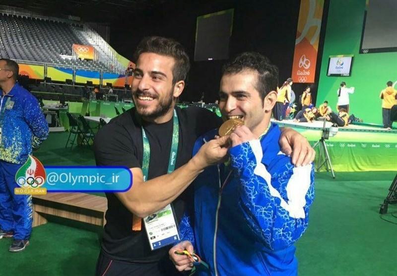 طلاییهای المپیک و قهرمانان باشگاه ذوبآهن تجلیل شدند