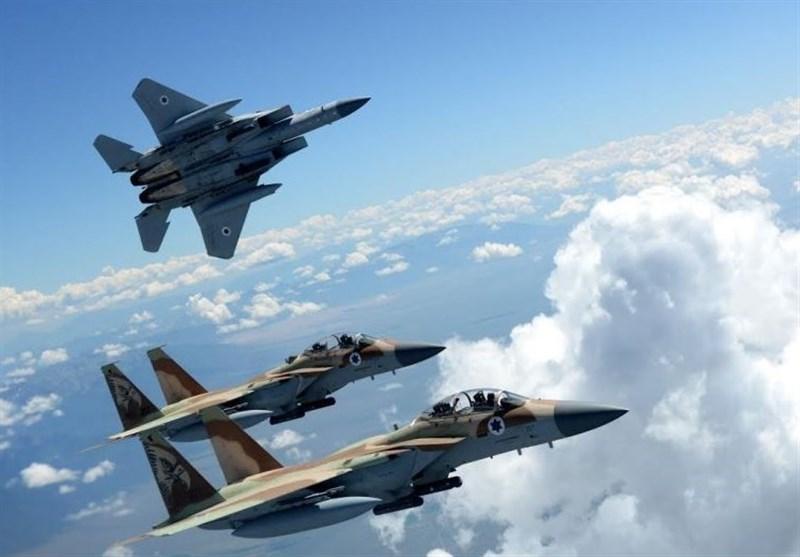المیادین: جنگندههای اسرائیل مواضع ارتش سوریه در جولان را هدف قرار دادند
