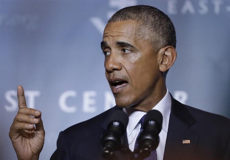 تهدید اوباما به وتوی طرح ضد ایرانی موسوم به شفافیت مالی