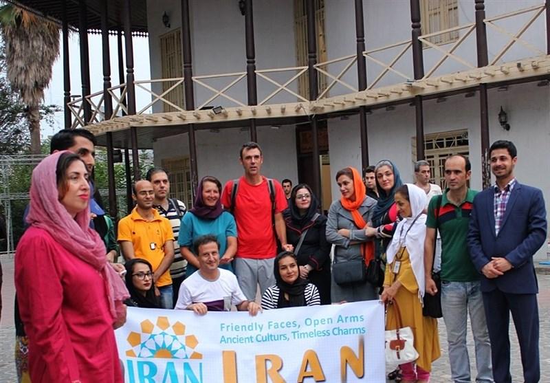ایرانگردی، مد روز جوانان اروپا/ دورهمی با توریستهای جوان