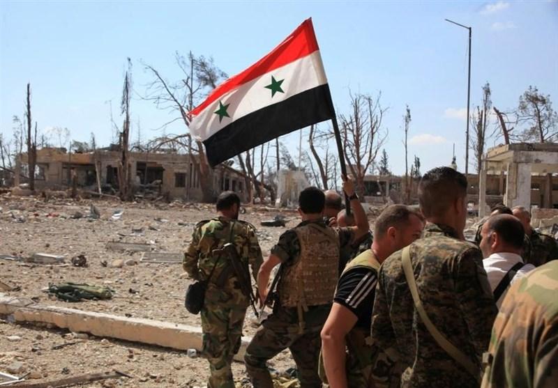 آغاز عملیات ارتش سوریه در جبهه غربی شهر حلب + نقشه