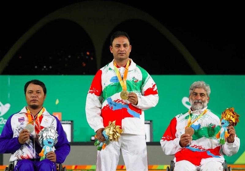 رحیمی، چهارمین طلایی کاروان ایران در پارالمپیک ۲۰۱۶