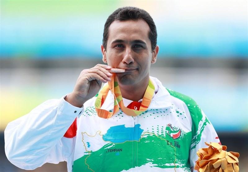 حردانی پنجمین برنز کاروان پارالمپیک ایران را به ارمغان آورد + تصاویر