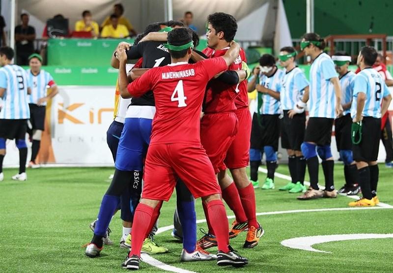 تیم فوتبال ۵ نفره ایران به فینال رسید/ پیروزی مقابل آرژانتین در ضربات پنالتی + تصاویر