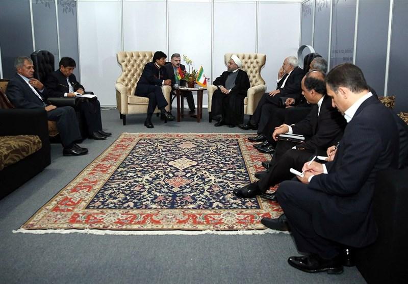 اتحاد کشورهای مستقل برای دستیابی به اهداف مشترک ضروری است/ ایران از توسعه روابط با کشورهای آمریکای لاتین استقبال می کند