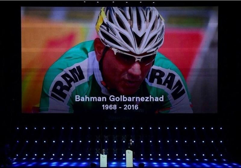 اختتامیه پارالمپیک ۲۰۱۶ تحت تاثیر درگذشت گلبارنژاد/ مشعل خاموش شد