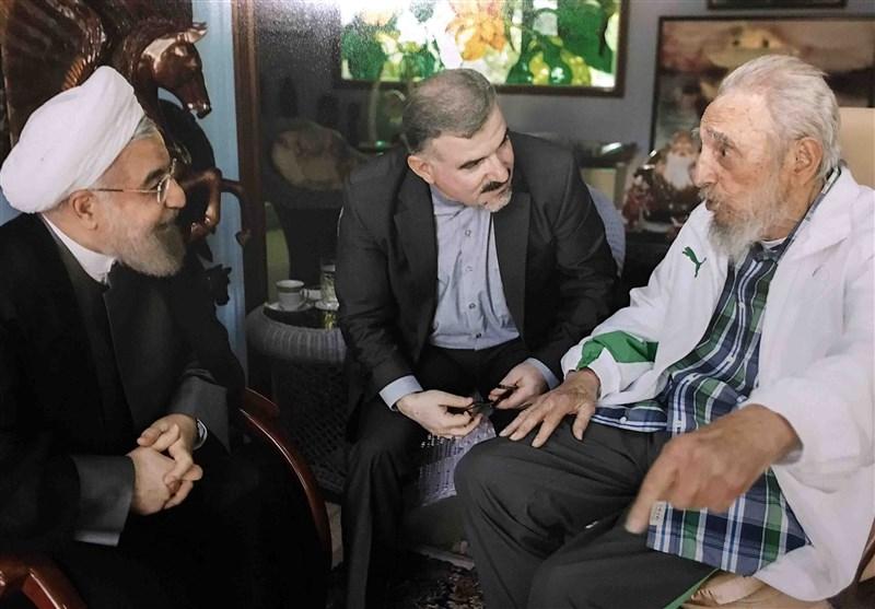 روحانی: ملت ایران با ایستادگی در برابر فشارها رشد اقتصادی را ادامه میدهد/ کاسترو: ملت ایران را تحسین میکنم