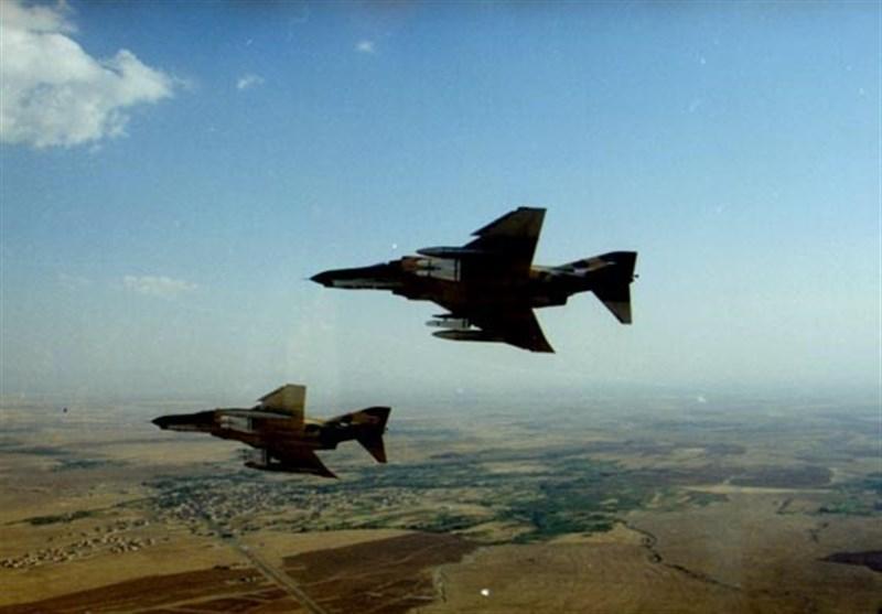 «عملیات انتقام» اولین پاسخ نیروی هوایی ایران ۳ ساعت پس از آغاز جنگ