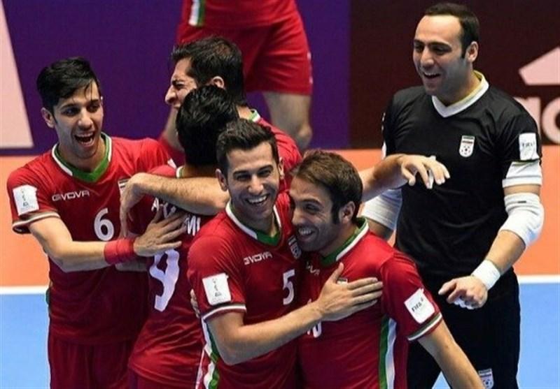 ادامه افتخارآفرینی تیم ملی فوتسال با صعود به نیمهنهایی/ پاراگوئه هم مقابل ایران زانو زد