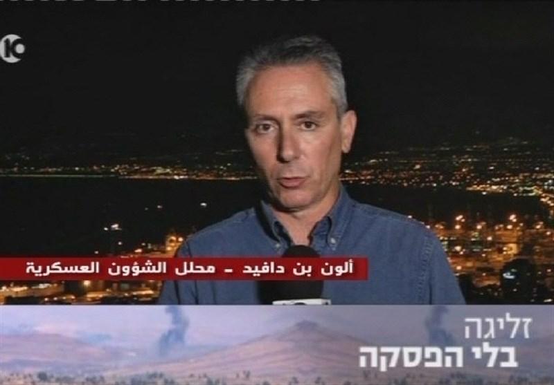 صهیونیستها همچنان از اقدام ارتش سوریه شوکه شدهاند