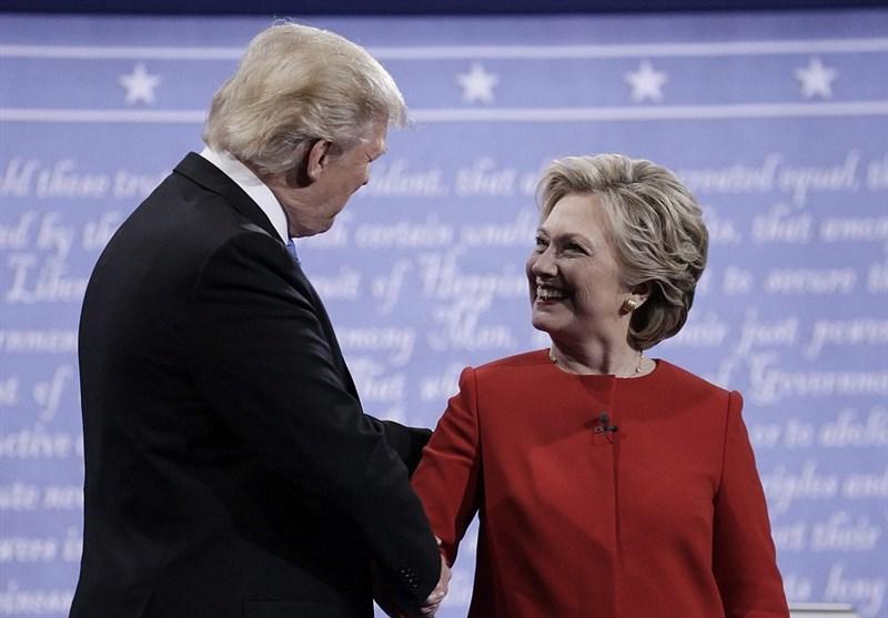 کلینتون: من در سنا به هر لایحه ضدایرانی رأی دادم/ ترامپ: یکی از تجربههای بد هیلاری توافق هستهای با ایران است