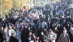 ایران در حال پیر شدن است