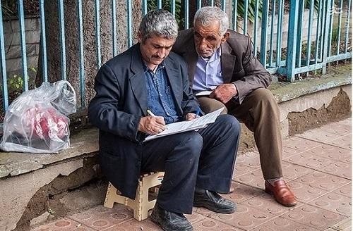 یک روز در ساختمان پلاک ۶ پاستور با قصههایی پر غصه/ اینجا هم برای «برجام» نامه مینویسند