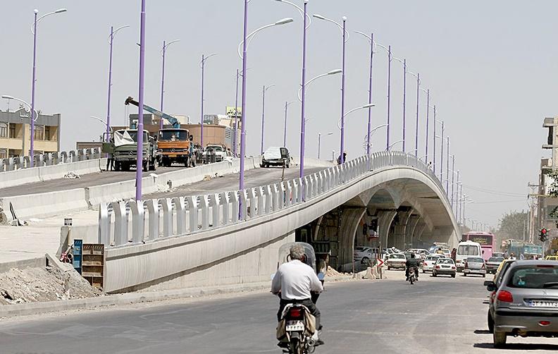 استفاده از نسل منقرض معابر ترافیکی در اصفهان؟