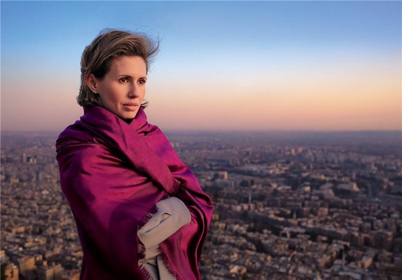 همسر بشار اسد: تمامی پیشنهادها برای ترک سوریه را رد کردم