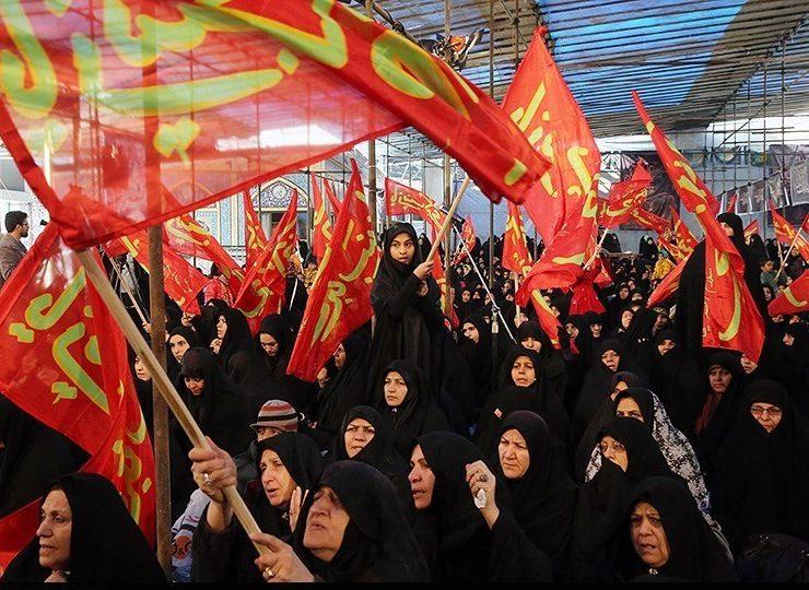 تجمع بزرگ «رهروان زینبی» در استان اصفهان برگزار شد