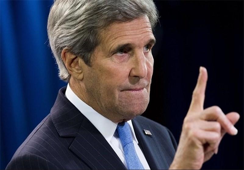 کری: حمایت تهران از حزبالله و اسد لغو تحریمها را سخت کرده است