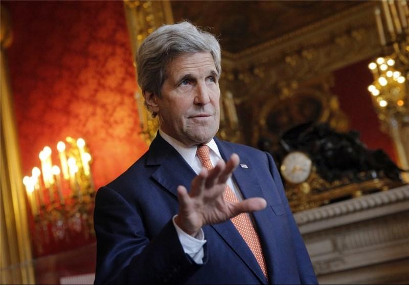 کری: تحریمهای حقوق بشر و تروریسم به قوت خود باقی هستند