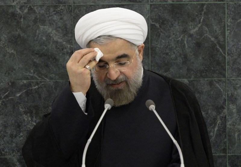 روحانی علیه روحانی!/ دولتیها ترمز «مفسدنمایی» و «سیاهنمایی» را دیر کشیدند
