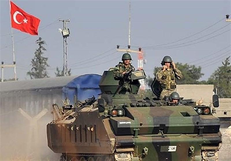 ارتش ترکیه ۵۰ موضع نیروهای کرد در شمال سوریه را منهدم کرد