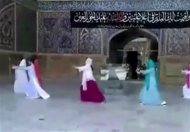 پاسخ مدیرکل میراث فرهنگی اصفهان به حاشیهسازی گردشگران چینی در مسجد جامع