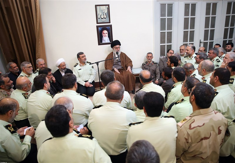 امنیت رکن اساسی پیشرفت کشور و نیروی انتظامی رکن تأمین امنیت است