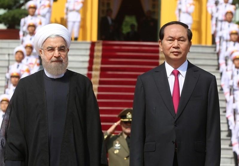 رئیسجمهور ویتنام: از پیشرفتهای ایران تحت رهبری آیتالله خامنهای بسیار خوشحالیم