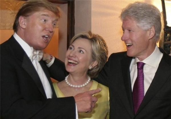 رسوایی اخلاقی و روابط نامشروع؛ وجه مشترک کلینتون و ترامپ