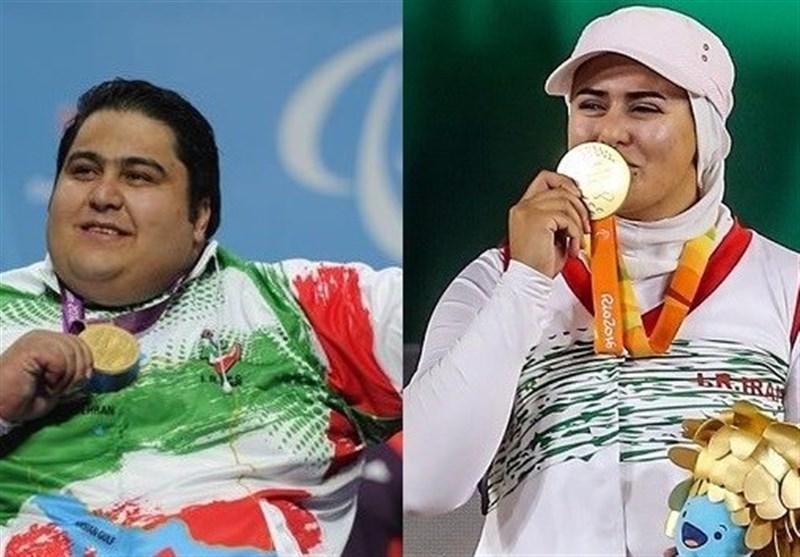 سیامند رحمان و زهرا نعمتی، ورزشکاران آسیایی تاریخساز در پارالمپیک ۲۰۱۶