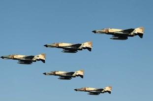 عملیات موفق جنگال پروژه سایه/ تمرین رزم هوایی جنگندههای اف ۱۴ و میگ ۲۹