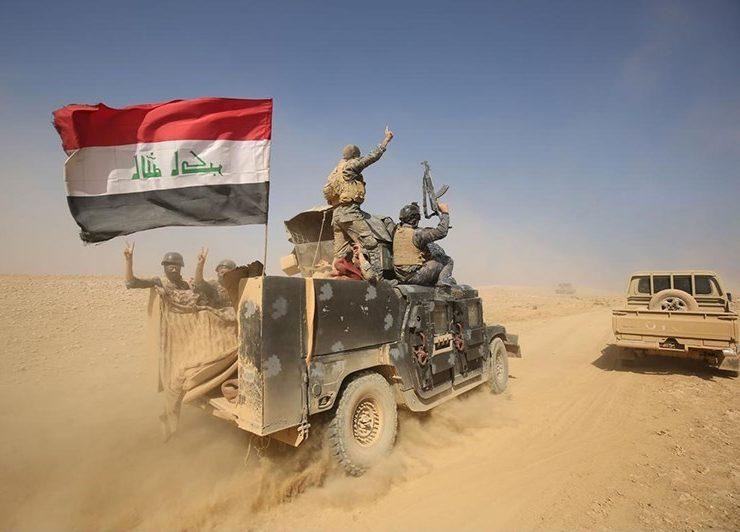 نیروهای عراقی به کرانههای دجله در جنوب غرب موصل رسیدند