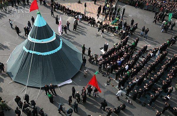 اصفهان دهه محرم را بدون سوختگی طی کرد / خیمه سوزی در مکان های هماهنگ شده انجام شد