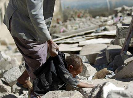 اوباما در یمن به جنگ نیابتی با ایران کشانده شده است