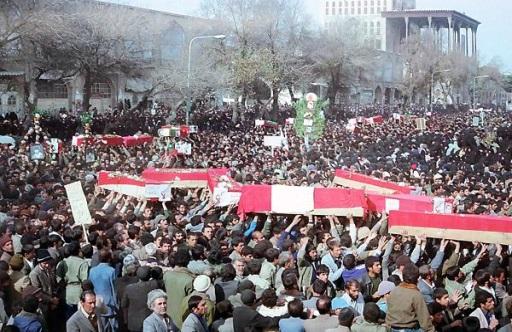 مراسم گرامیداشت ۲۵آبان روز حماسه و ایثار مردم اصفهان