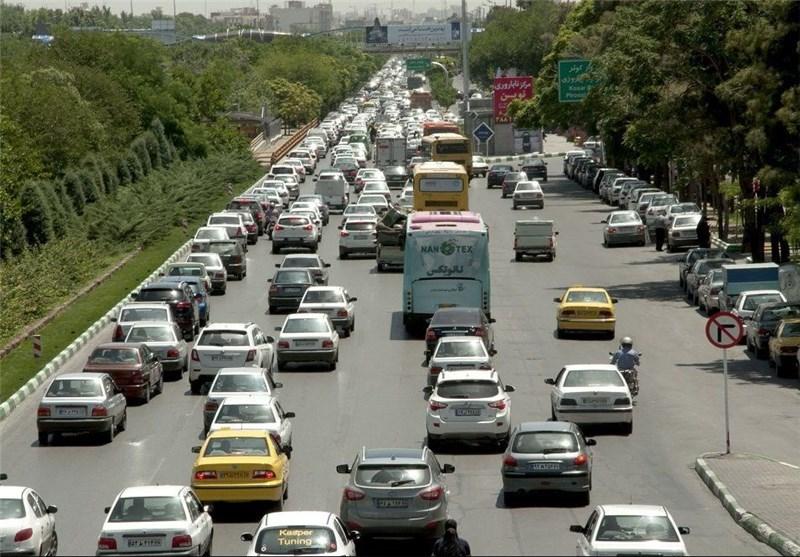 محدودیتهای ترافیکی شهرستان اصفهان در روز اربعین حسینی