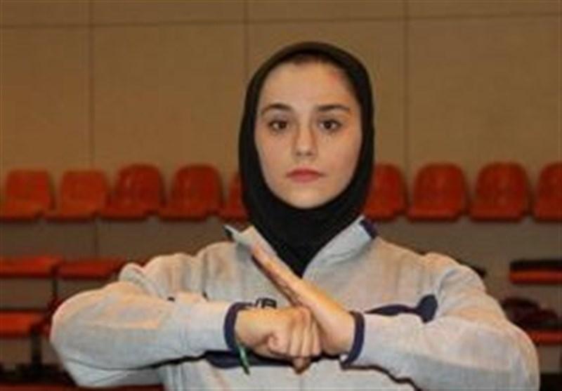 دو مدال جام جهانی تالو به زهرا کیانی اختصاص یافت