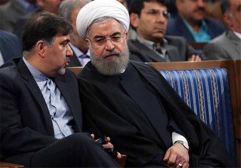 دروغ فاحش آخوندی مقابل چشم ملت ایران/آقای روحانی با وزیر خاطی چه میکند؟ + فیلم و سند