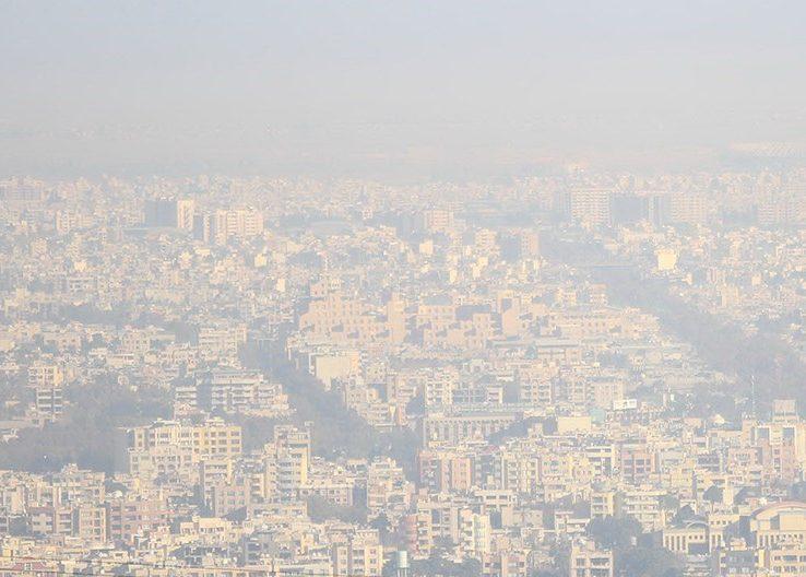 آلودگی هوا در راه اصفهان/ پیشبینی وزش باد شدید در نصفجهان