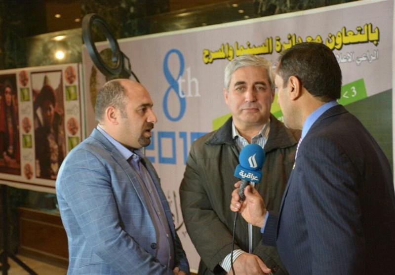 حاتمی کیا: دوست دارم واکنش مردم عراق درباره «بادیگارد» را ببینم+ عکس