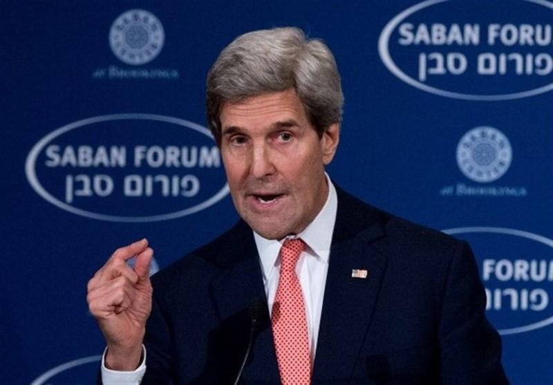 جان کری: اسرائیل را شهرکسازی منزوی میکند نه قطعنامه سازمان ملل